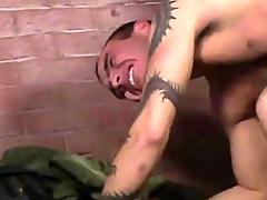 Cum Shacking up Skinheads three