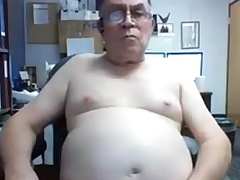 Grandpa cum beyond everything cam 2