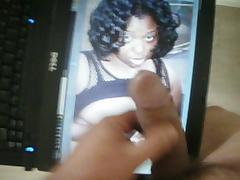 ebony chunky tits